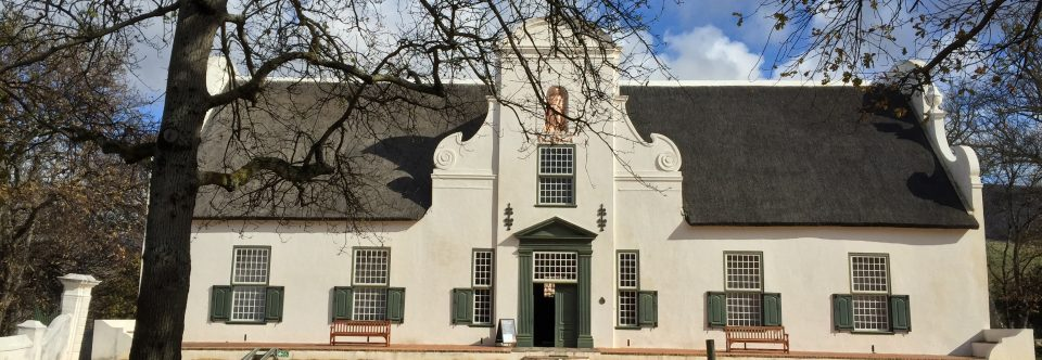 Esau of Groot Constantia – a Slave in Trouble
